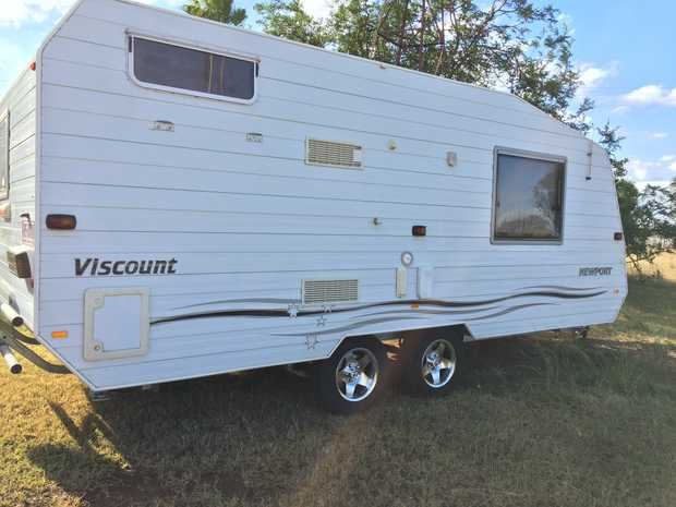 Viscount Caravan. 18' Excellent condition,Combo shower toilet,Reverse cycle air con,Gas cooker with...