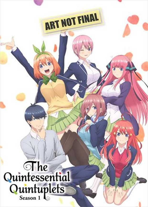 Five Weddings and a TutorDesperate to pay off his familys debt, Futaro Uesugi quintuples his troubles...