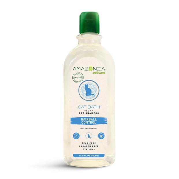 amazonia cat shampoo hairball control  500ml | Amazonia cat | pet supplies| Product Information:...