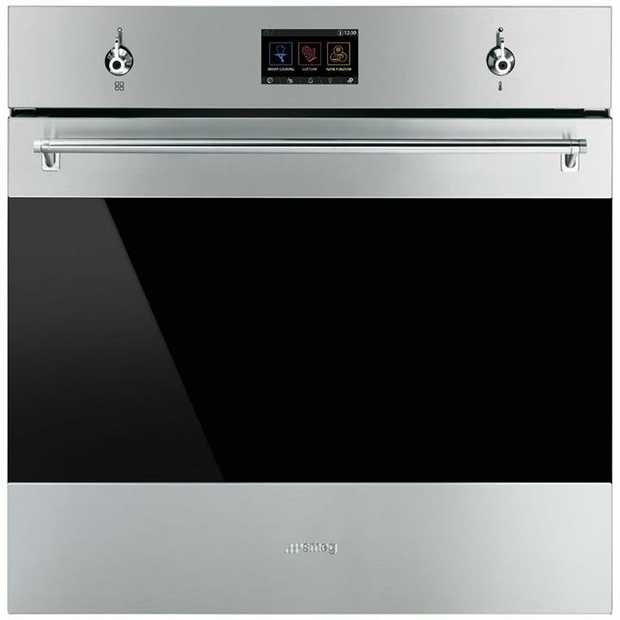 79L Oven Capacity 5 Cooking Levels 10 Cooking Functions Pyrolytic Cleaning Fully Programmable...