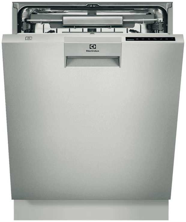 Lift your expectations with this innovative stainless steel Electrolux ComfortLift dishwasher. In an...