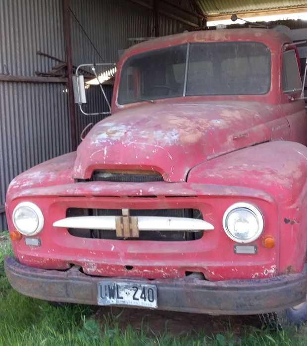 Goes well. Restoration job.Bordertown (SA) area.