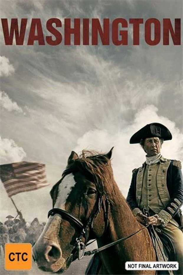 Washington - Season 1 DVD      HISTORY's six-hour, three-night...