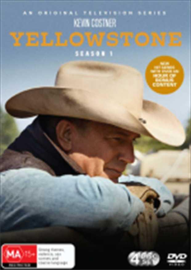 Yellowstone - Season 1 DVD      A ranching family in Montana faces...