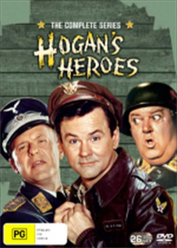Hogan's Heroes - The Complete Series - Seasons 1 - 6 DVD      The...