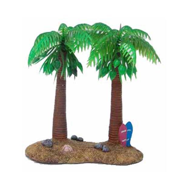 aquatopia hermit crab double palm tree  each | Aquatopia | pet supplies| Product Information:...