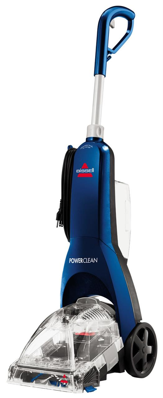 Rotating PowerBrush EdgeSweep™ Brushes Easy to fill& easy to empty removable tanks Removable nozzle...