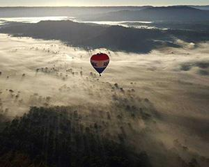 Now everyone should experience Hot Air Ballooning at least once. The tranquil exhilaration of floating...