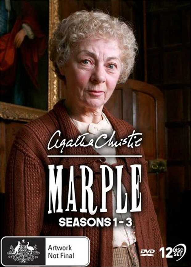 Celebrated actress Geraldine McEwan takes on the role of Agatha Christie's shrewd and inquisitive...