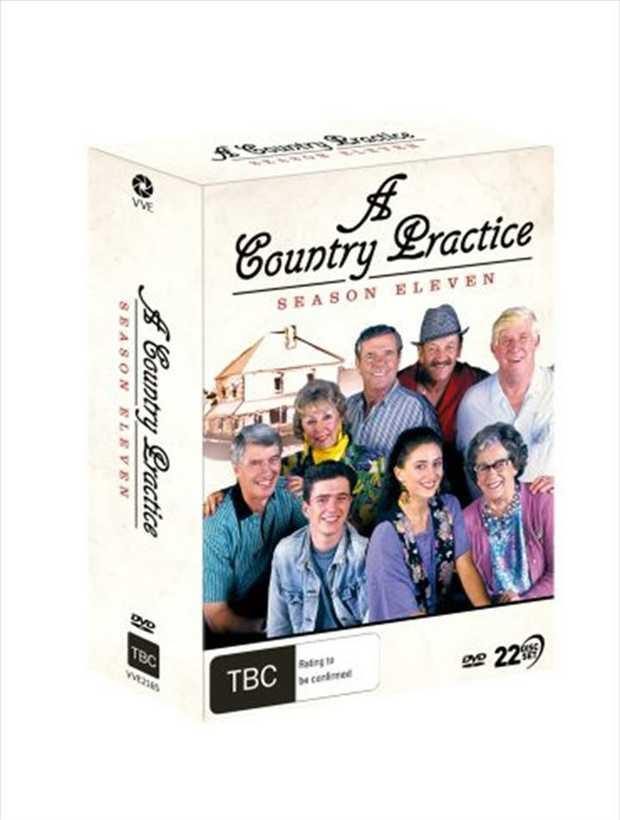 A Country Practice - Season 11 DVD      Award winning Drama on DVDOne...