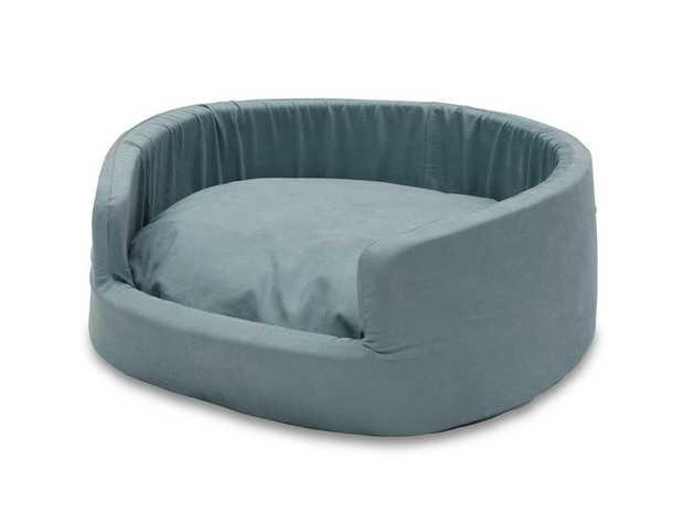 Snooza Buddy Bed Dog Bed - Metro Sky - Medium