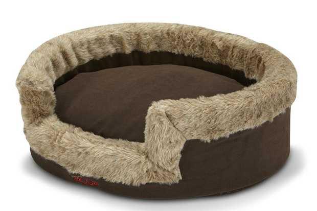 Snooza Buddy Bed Dog Bed - Eskimo - Large
