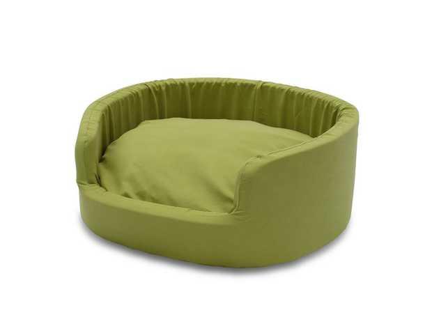 Snooza Buddy Bed Dog Bed - Metro Avocado - Large