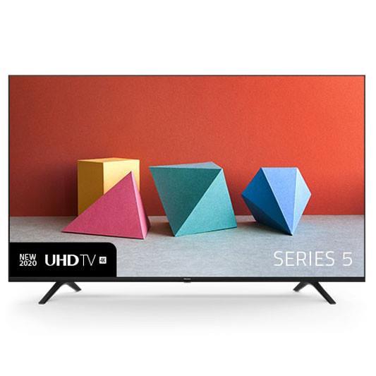 Quad Core Processor HDR10 with HLG 89° / 89° Viewing Angle (Horiz / Vert) VIDAA 3.0 Smart TV OS Google...
