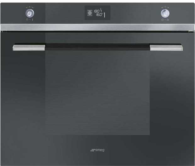 17 cooking functions +50 SmartSense Plus auto menus TFT display 90L cooking capacity 3 cooking levels...