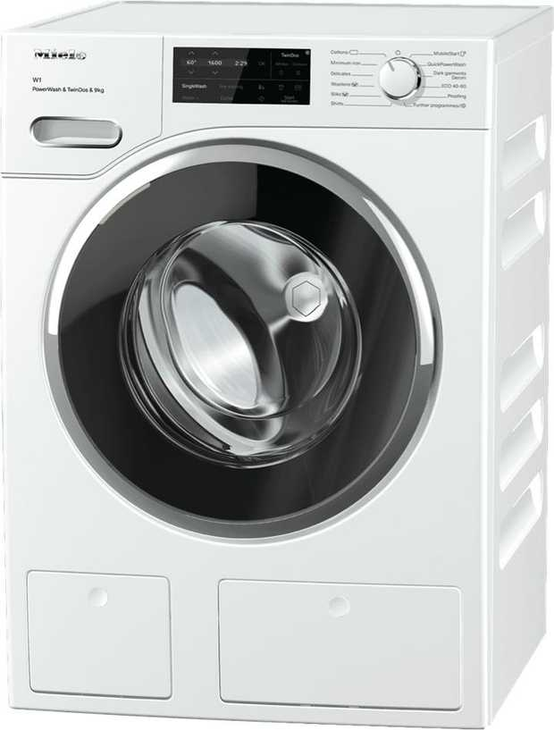 Combining style with Miele quality and reliability,  enjoy gentle care for your garments with the Miele...