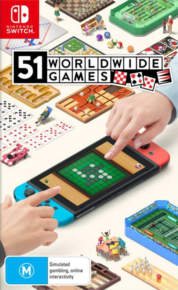 51 Worldwide GamesPlay and discover 51 board games, tabletop games, and more all in one package ...