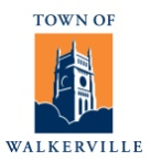 Town of Walkerville Budget Council would like your feedback on its                                   ...