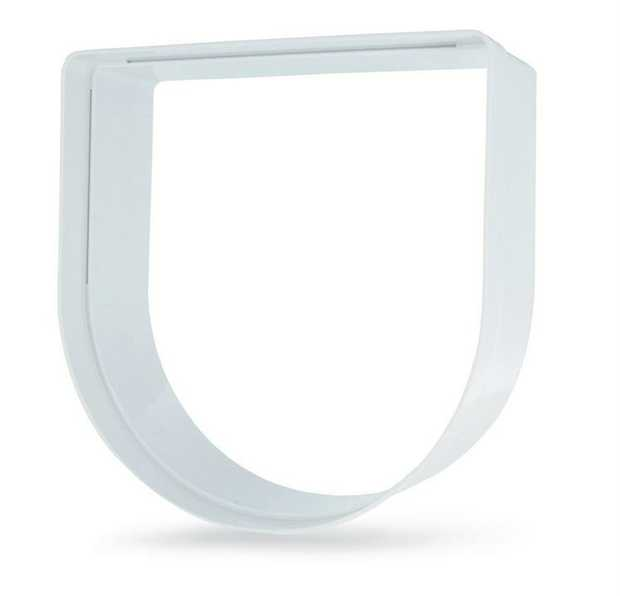 Staywell Tunnel Extension in White for 300/400/500 Series Pet Doors