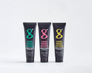 Nourishing Lotion TrioThree Hand & Body Lotions, perfect for everyday use.