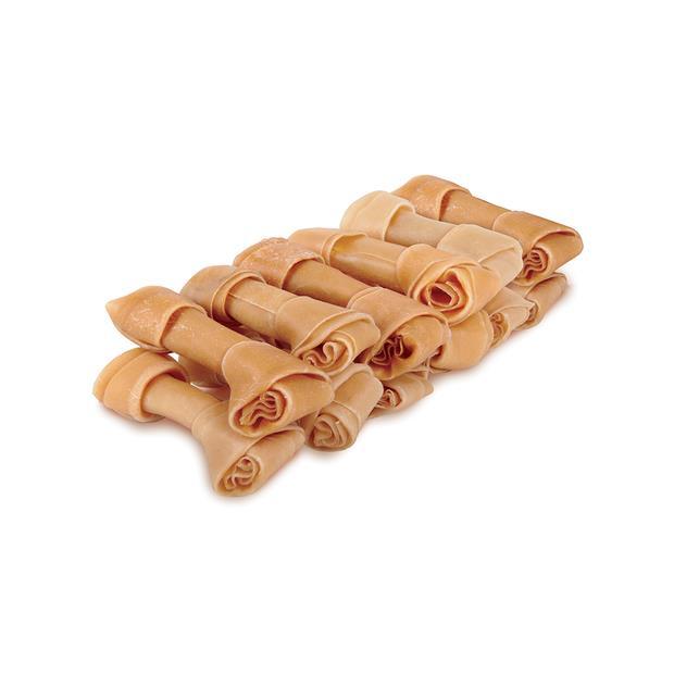 kazoo rawhide dog treat knot bone  12 pack | Kazoo dog treat&&litter; | pet supplies| Product...
