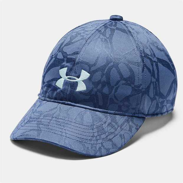 UA Free Fit: pre-curved visor & unstructured front conforms to your head for a sleek, low profile fit...