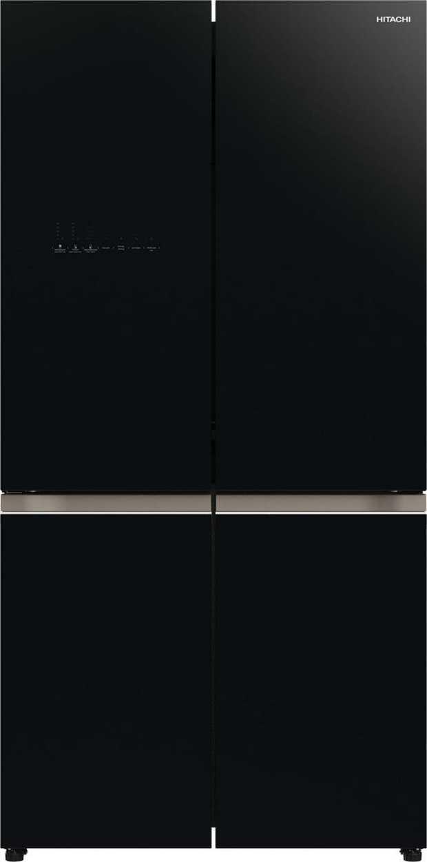 395L/243L Fridge/Freezer capacity 4 Door French Door INVERTER refrigerator Vacuum Compartment (+1°/...