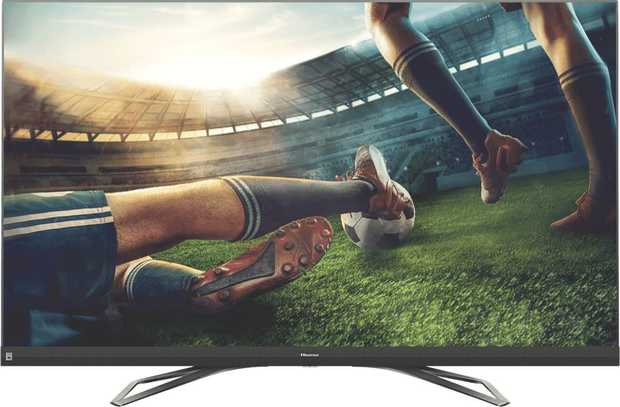 "This Hisense 55"" Q8 4K UHD SMART ULED TV (55Q8) makes every picture an expeirience with advanced..."