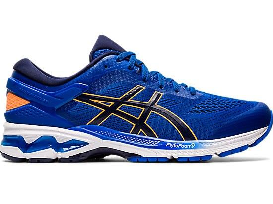 Run further and feel the ultimate support in the high-performance GEL-KAYANO 26. Let's talk support and...