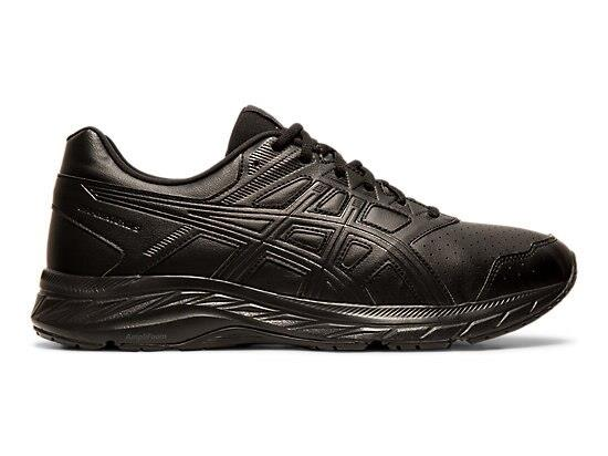 Go further with the GEL-CONTEND 5 SYNTHETIC LEATHER (D WIDE) athletic walking shoe by ASICS, created to...