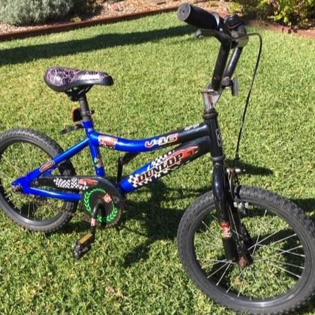 16 inch kid's bike