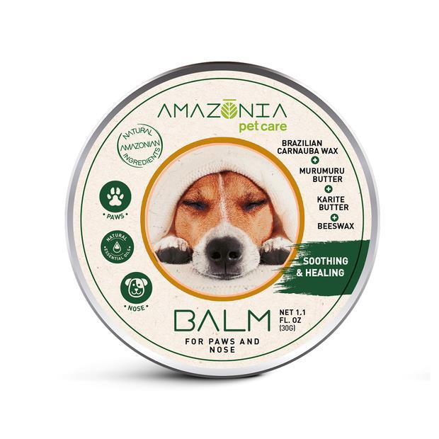 amazonia wax balm brazilian carnauba  30gm | Amazonia cat dog | pet supplies| Product Information:...
