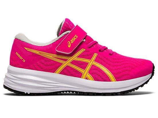 ASICS Kid's Patriot 12 Ps Shoes - Pink K11 US