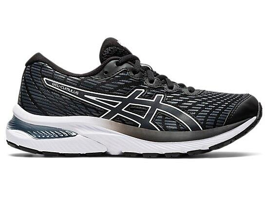 The GEL-CUMULUS 22 kid's running shoe is designed to help deliver excellent cushioning, while promoting...