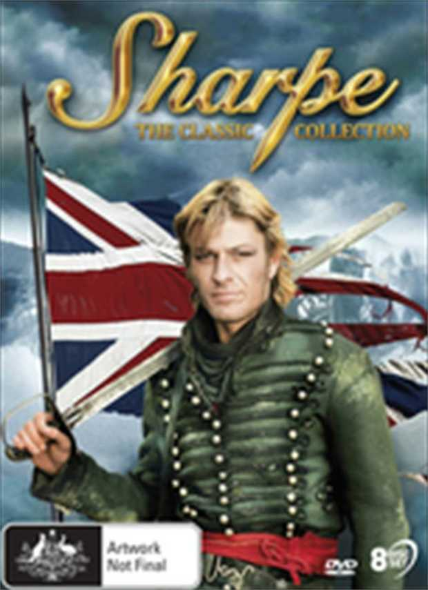 Sharpe - The Classic Collection DVD      Sean Bean (Lord of the...