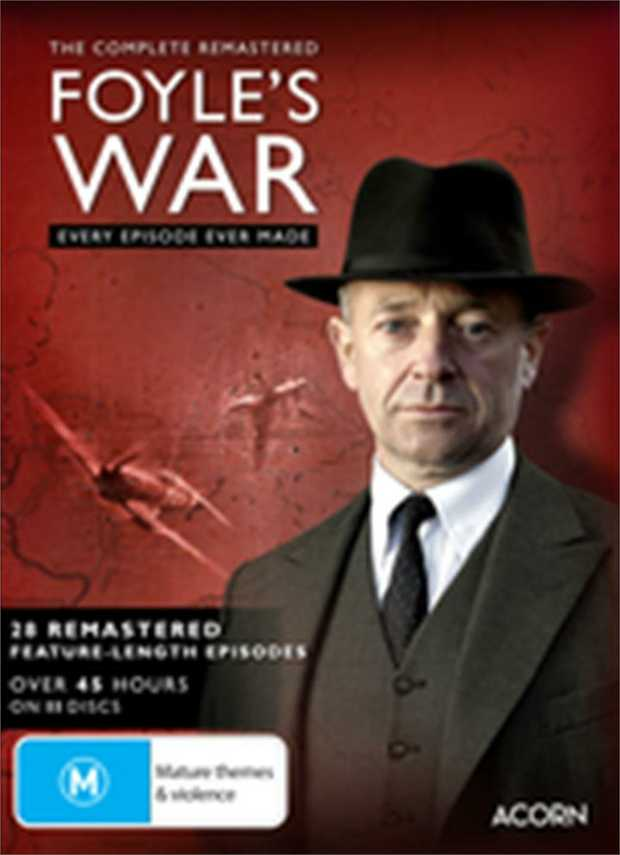 Foyles War - Complete Collection DVD         While the world is at war...