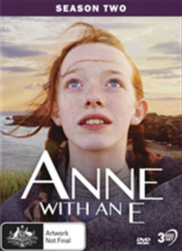 Anne With An E - Season Two DVD      Welcome back to Green GablesThe...