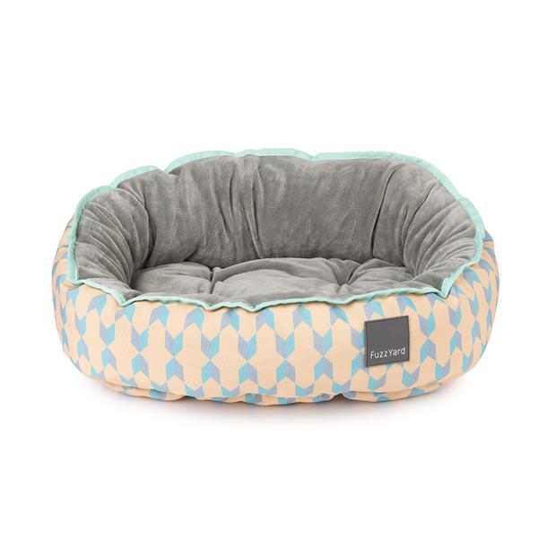 fuzzyard dog bed reversible chelsea  medium | FuzzYard dog | pet supplies| Product Information:...