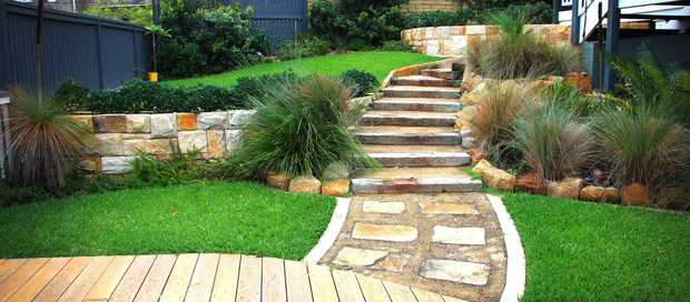 Professional Ladnscaping Design and Construction for every garden situation    