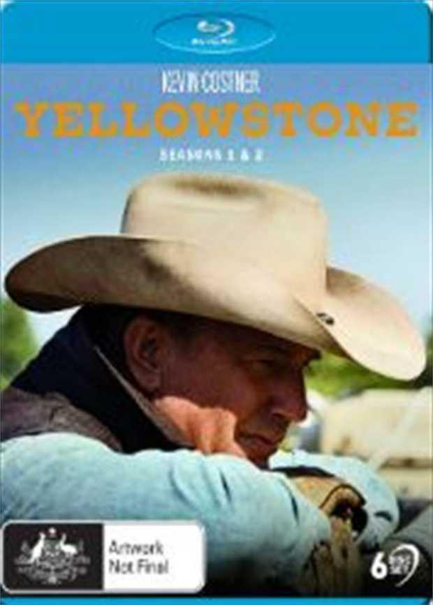 Yellowstone - Season 1-2 Blu-Ray      A ranching family in Montana...