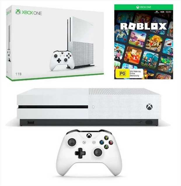 XBOX One Console S 1TB With Roblox         Introducing the new Xbox One...
