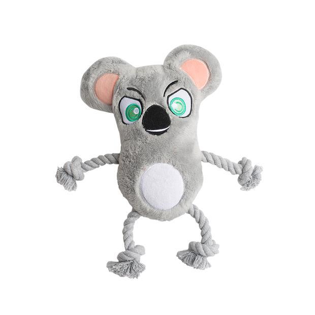 la doggie vita toy rope koala  each | La Doggie Vita dog toy&accessories; | pet supplies| Product...