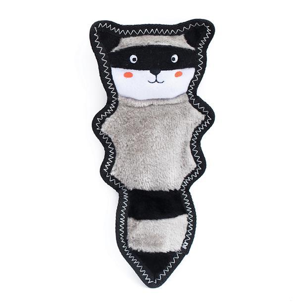 zippypaws toy z stitch skinny peltz raccoon  each | ZippyPaws dog toy&accessories; | pet supplies|...