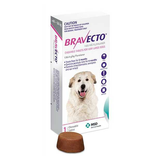 bravecto very large dog purple  1 pack | Bravecto dog Flea&Tick; Control | pet supplies| Product...