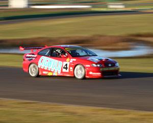 If you have always wanted the challenge of driving a real CAMS-approved V8 Race Car around a real V8...