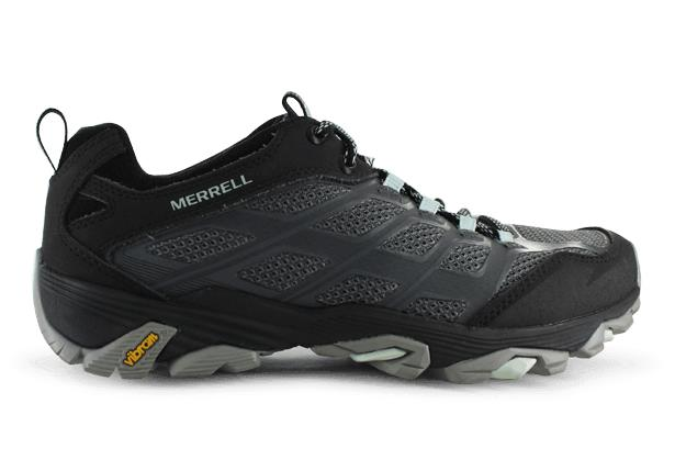 The Merrell Womens Moab FST outdoors shoe is excellent for hiking, trail walking, bush walking and...