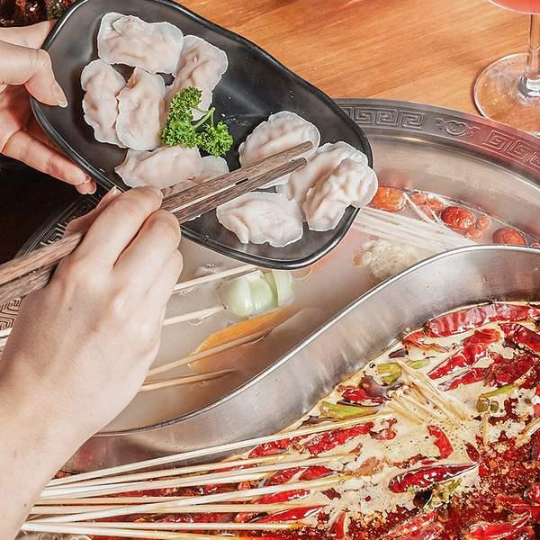 Hot pot! It's the ultimate soupy feed, and Qipo Skewer Bar is your go-to choice in the city. Choose...