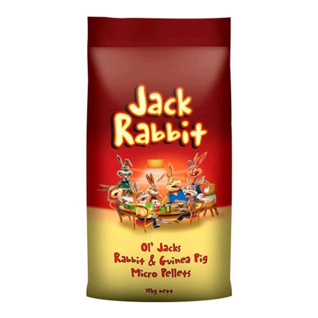 laucke ol jacks rabbit and guinea pig micro pellets  10kg | Laucke food | pet supplies| Product...