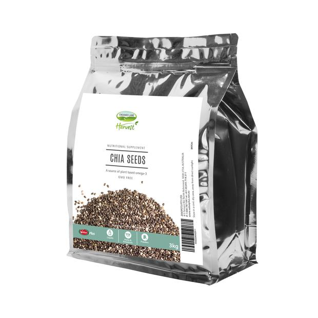 crooked lane harvest chia seed  3kg | Crooked Lane Harvest | pet supplies| Product Information:...