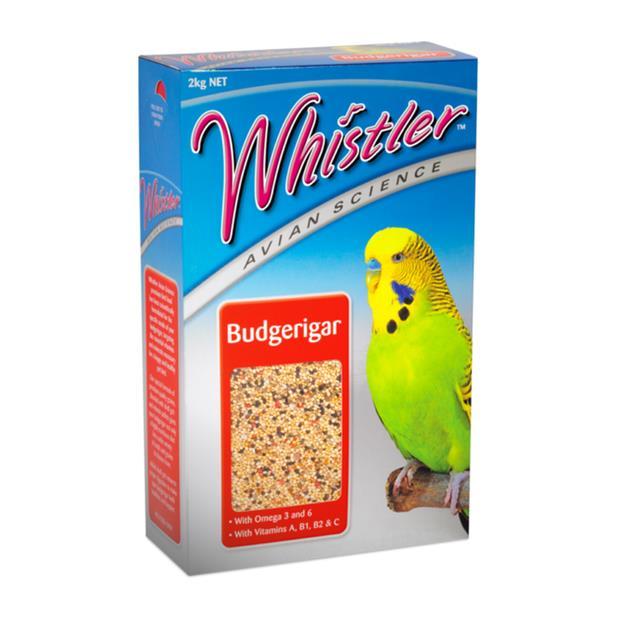 whistler avian science budgerigar  2kg | Whistler food | pet supplies| Product Information:...